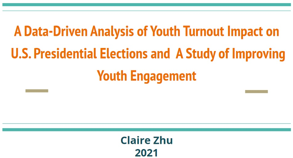 Analysis of Youth Voter Turnout
