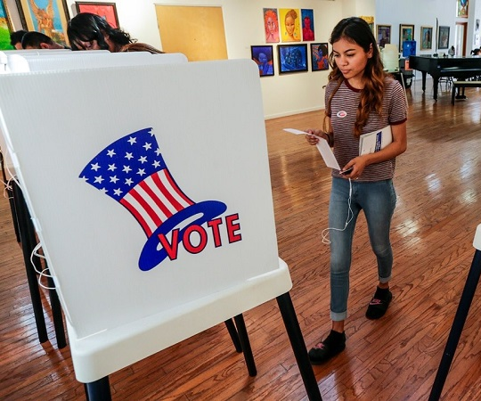 California On Track to Lower Voting Age