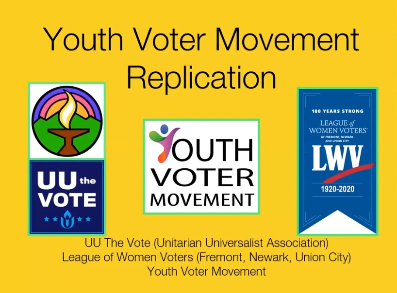 Youth Voter Movement Webinar:  Replicating the Movement